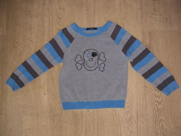 Тонкий свитерок кофта, кофточка George 4-5л