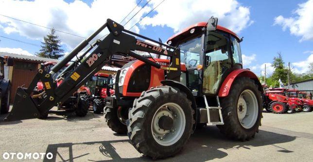 Zetor Proxima 6441  Ciągnik rolniczy komunalny Zetor Proxima 6441 ładowacz Trac Lift 120SL