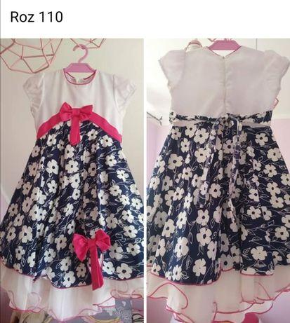 Elegancka sukienka dziewynka