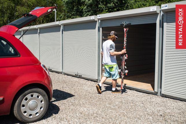 3,6,9,12m2 Magazyn Self Storage piwnica garaż przechowalnia wynajem