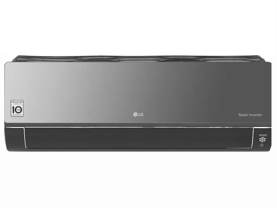 Klimatyzator LG Artcool Mirror AC12BH mocy 3,5 kW klimatyzacja montaż