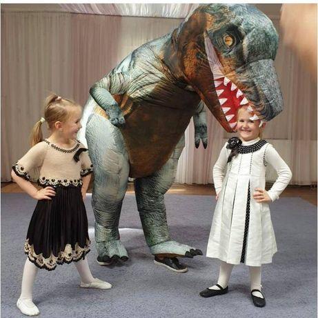 Распродажа-2200грн! Ростовая Кукла Динозавр на Взрослого!