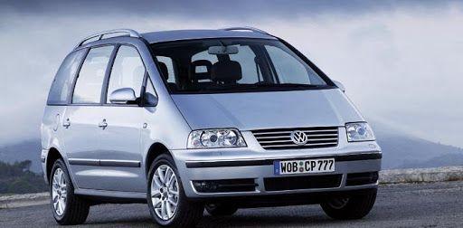 Turbo Turbina Vw Volkswagen Sharan 1.9 tdi 116km FORD Galaxy Alhambra