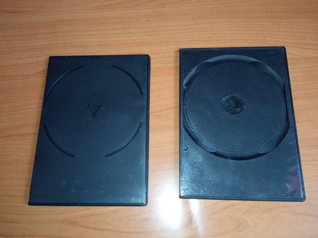 2 opakowania na płyty CD pudełka