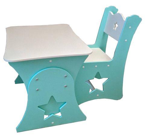 Детский столик и стульчик МДФ, столики детские