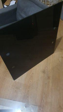 Blat szklany grubość 11 mm 79,5x79,5cm