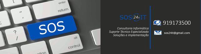 Assistência Técnica informática - Consultoria e redes IT
