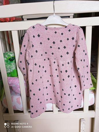 Продам платье zara H&m Carter's