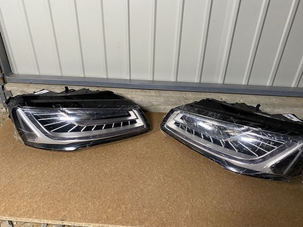 Audi a8 d4 s8 рестайлинг рефлекторы matrix 4h09 41036 035