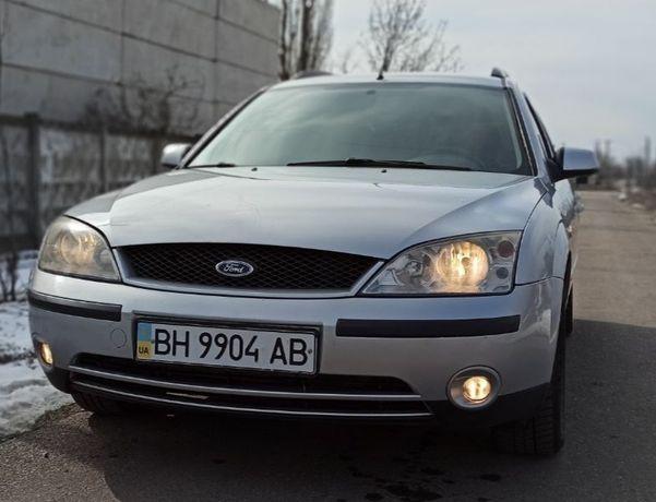 Ford Mondeo 2,0cdti