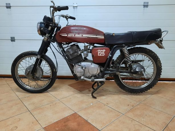 Moto Guzzi Stornello 125 z 1974r.
