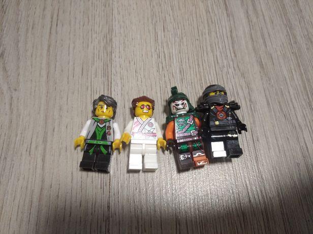 Lego Ninjago Минифигурки