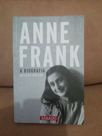"Livro ""Anne Frank 2"""