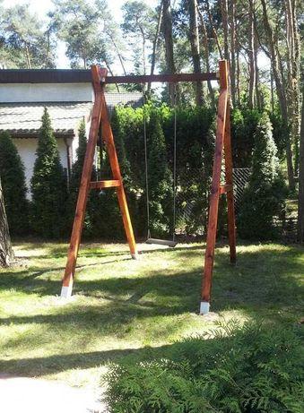 Huśtawka ogrodowa wysoka - jedyna taka