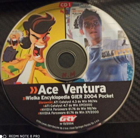 Gra przygodowa PC Ace Ventura