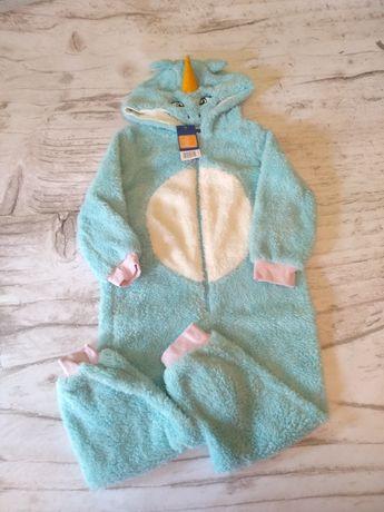 Кигуруми флисовый слип пижама для девочки
