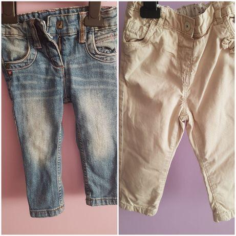 Spodnie jeans cool club 86
