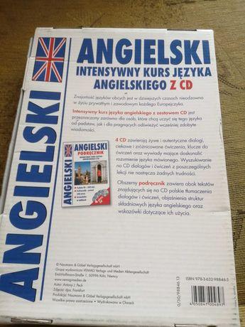 Kurs języka angielskiego z CD