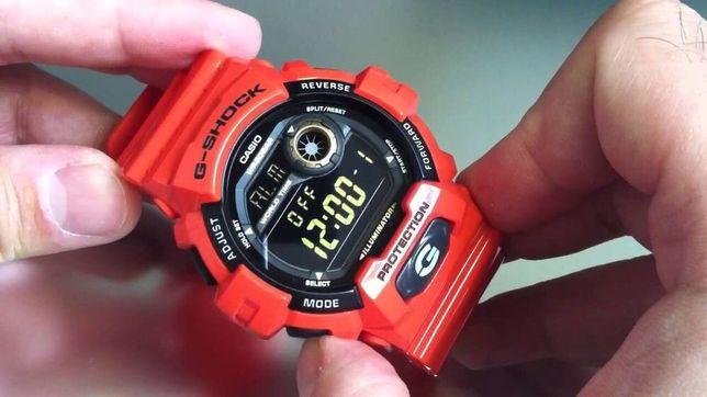 Casio G-SHOCK G8900A - 4 - czerwony