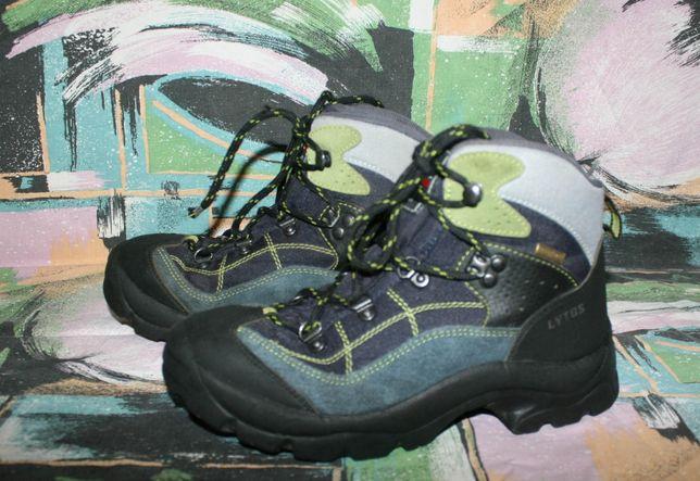 Походные ботинки Lytos 36 р,HydorTex,23.5 см,Schock Absorber