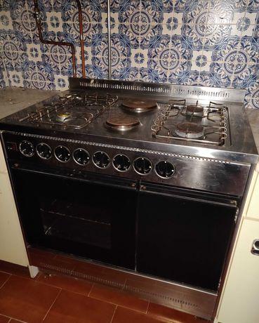 Fogão de Cozinha Inox