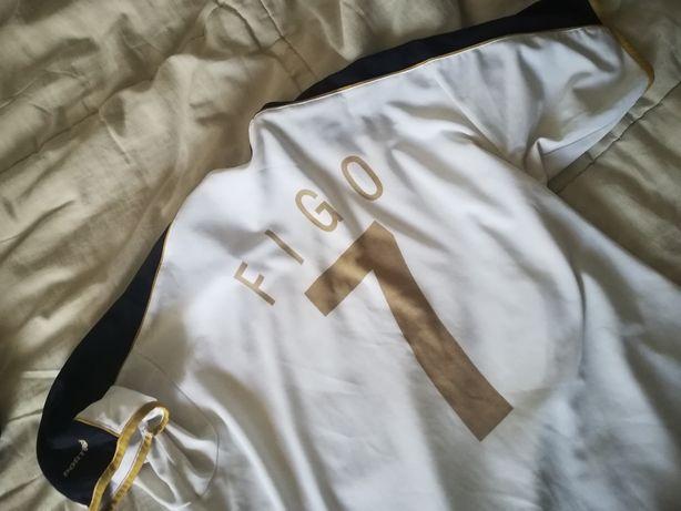 T shirt Portugal Figo