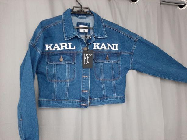 Nowa kurtka jeans