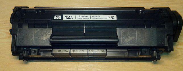 Оригинальный картридж HP 10A 12A 36А 42A 49A 55A 82X 90A