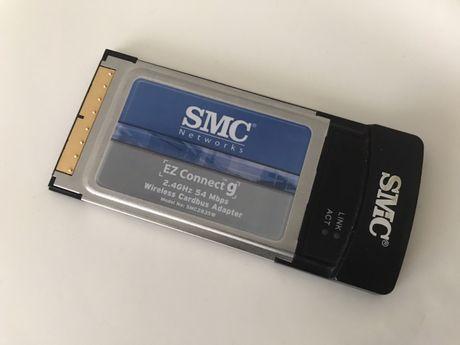 Grátis- Placa SMC Wireless Cardbus Adapter + Placa wireless interna