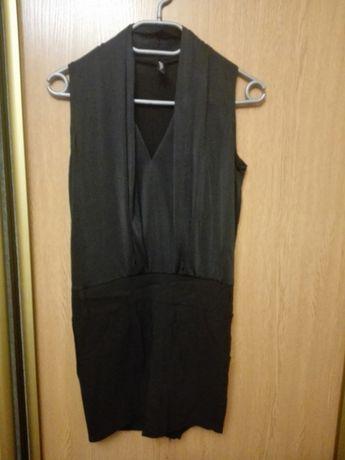 Клубное короткое платье, р.34-36