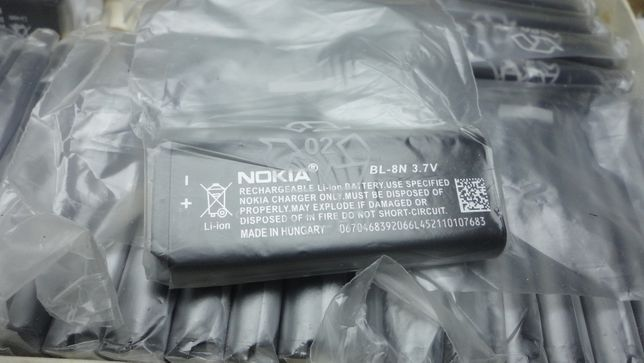 аккумулятор NOKIA BL-8N