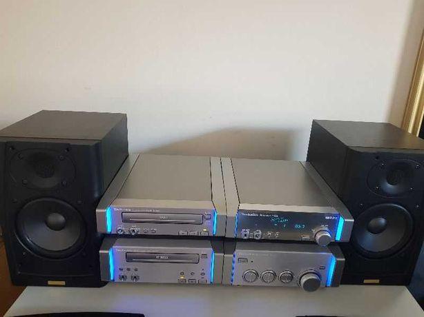 Technics SL-HD55 RS-HD75 ST-HD55 SE-HD55 Jamo 28