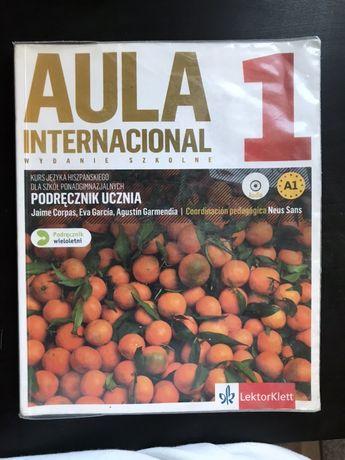 Aula Internacional 1 - podręcznik do języka hiszpańskiego