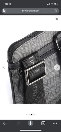 Мужская сумка через плече Valentino оригинал новая Gucci
