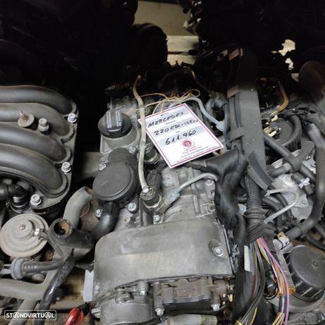 Motor Mercedes 220CDI 125cv W202 W210 Ref. 611.960