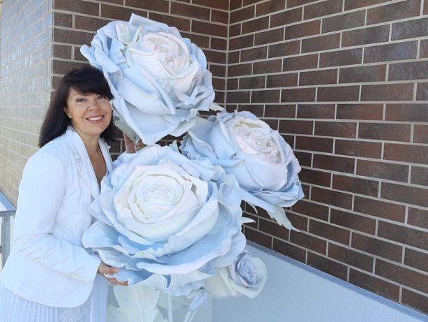 Продам большие ростовые розы, отличный подарок на 8 марта
