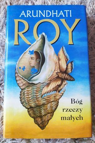 Bóg rzeczy małych - Arundhati Roy - stan idealny