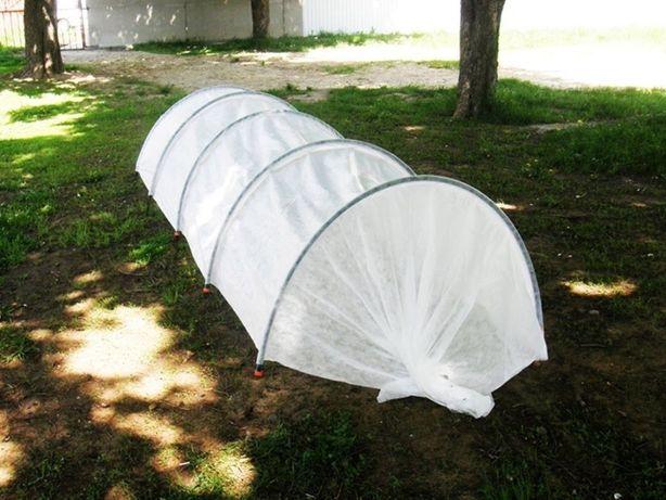 Парник, мини теплица из агроволокна плотность 50г/м2