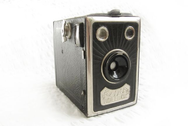 aparat fotograficzny Balda Rollbox