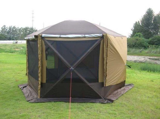 палатка шатер на 6 человек