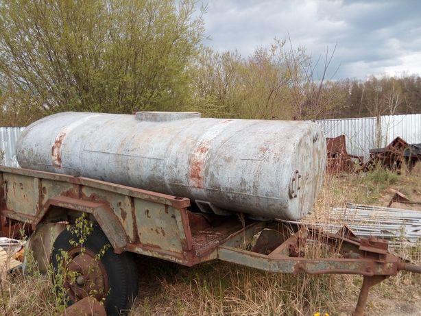 Sprzedam zbiorniki ocynkowane na paliwo lub wode 3000l sztuka
