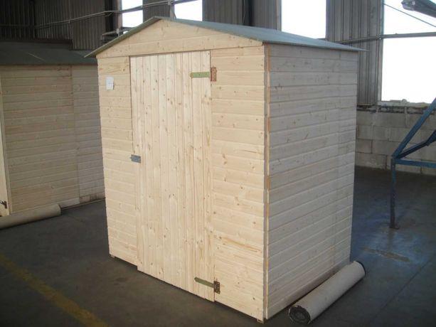 Domek ogrodowy 1812A - 1230 mm x 1770 mm x 2020 mm OKAZJA!