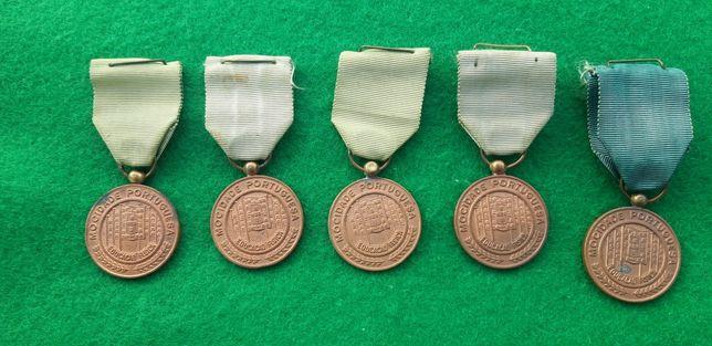 Mocidade portuguesa medalhas