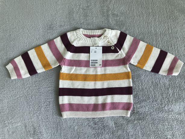 Трикотажный свитерок Н&М