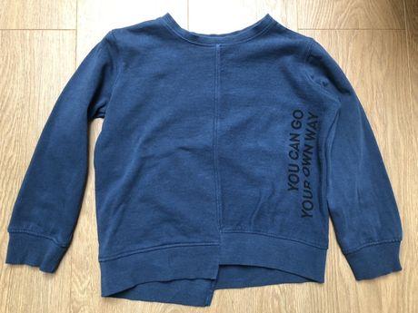 Asymetryczna bluza r. 128 Reserved