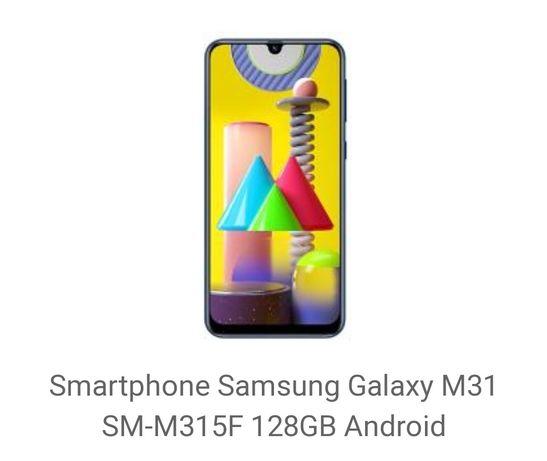 Smartphone Samsung M31s Galaxy 6GB 128GB