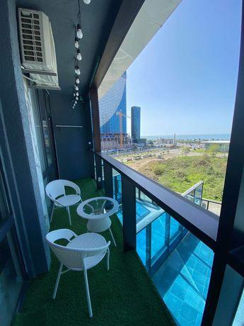 Продам красивую квартиру с видом на море в Батуми, хозяйка