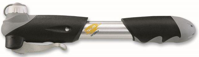 Pompka do roweru GP-23 D GIYO aluminiowa system dwustronnego pompowani