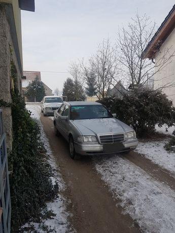 Mercedes W202 na części.