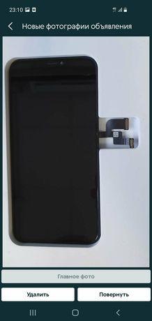 Дисплей iphone  X 10 оригинал модуль lcd сенсор экран тачскрин